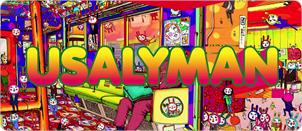 Ayaco Nakamura EXHIBITION「USALYMAN」