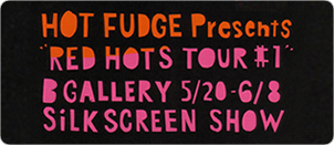 HOT FUDGE Presents