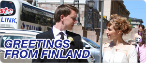 Heini Riitahuhta + Mikko Jarvenpaa「GREETINGS FROM FINLAND」