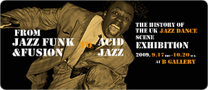 FROM JAZZ FUNK & FUSION TO ACID JAZZ