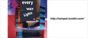 赤木楠平 写真展 「Every WAY Lights」