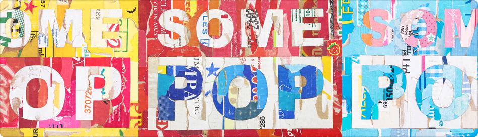 """アーティスト儀間朝龍の展覧会『SOME POP』Bギャラリーにて初開催""""〜』"""