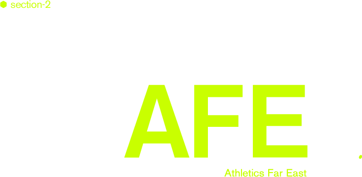 section-2 (AFE) Athletics Far East